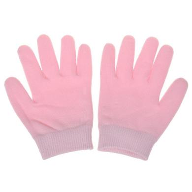 Cracked Dry Skin Care Cream Oil Moisture Moisturising Gel Spa Socks and Gloves for Smooth Soft Hands (Gloves)