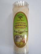 Island Soap & Candle Works Soothing Hawaiian Bath Salts Mango Coconut Guava