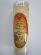 Island Soap & Candle Works Soothing Hawaiian Bath Salts Pineapple Passion Fruit