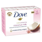 Dove Beauty Bar - Get Softer & Smoother Skin After Just One Shower