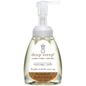 Deep Steep Foaming Hand Wash - Brown Sugar Vanilla - 240ml
