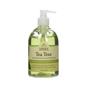Clearly Natural Pure and Natural Glycerine Hand Soap Tea Tree - 350ml