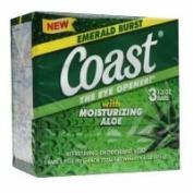 Coast Bar Soap, Emerald Burst, 90ml