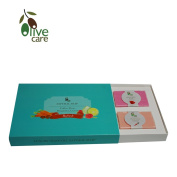 Olivecare Olive Oil Natural Soap - REFRESH SELECTION GIFT SET