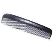 Cache Comb American Pocket Comb 13cm Coarse/Fine Teeth #2538 by CACHE BEAUTY SUPPLY