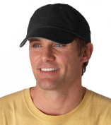 176 Anvil Solid Low-Profile Brushed Twill Unconstructed Cotton Cap - Wheat -