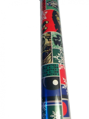 Gift Wrap ~ STAR WARS ~ Wrapping Paper - 1 ROLL (DROIDS)