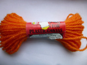 Aunt Lydia's Yarn for Plastic Canvas 1020 Pumpkin