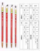 4pcs Qionghua Wolf Hair Zhouhuchen Tiger Chinese Calligraphy and Painting Brush