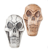 Scary Foam Skull, Assorted - Style/Colour Varies