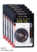 5 X Rotary Cutter Blades 45mm