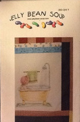 Jelly Bean Soup - Betsy's Bathtime Quilt Pattern
