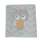 Lambs & Ivy Night Owl Happi by Dena Blanket