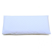 2cloud9 Baby Pillow Made of 100% Latex Rubber Foam. Comes with Two 100% Cotton Covers