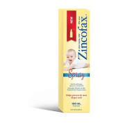 Zincofax Spray Ointment for Treatment, Healing and Prevention of Nappy Rash 100ml