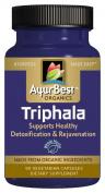 AyurBest Triphala 90 Vege Capsules, USDA Organic Certified Ingredients