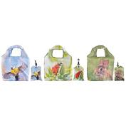 Esschert Design TP150 Spring Print Bag, Assorted