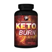 Keto Burn by Premium Powders 90 Capsule Bottle