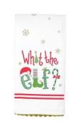 What the Elf. Tea Towel