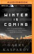 Winter Is Coming [Audio]