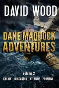 The Dane Maddock Adventures- Volume 2