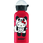 Sigg Water Bottle - Kitty Panda - Red - .4 Litre