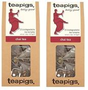 Teapigs Chai Tea 15 Tea Templess