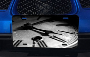 Time Aluminium Licence Plate for Car Truck Vehicles