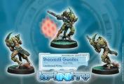 Shasvastii Gwailos Multi Rifle (1) Combined Army Infinity Corvus Belli