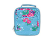 Floral Delight Lunch Tote