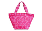 Pink Geo Gem Lunch Bag