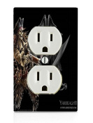 Pirate Electrical Outlet Plate