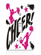 Cheer Light Switch Plate