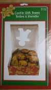 Christmas Gift Boxes with opening (great for cookies!)