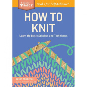Storey Publishing How to Knit Book