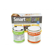 Magnetic & Whiteboard Paint 2m² / 21 sq ft - Clear