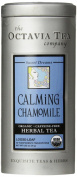 Octavia Tea Calming Chamomile (Organic, Caffeine-Free Herbal Tea), Loose Tea, 25ml Tin