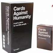 Cards Against Humanity Australian Edition BASE SET + 1st expansion 662 cards / EXPRESS COURIER FROM SYDNEY WITH DHL OR FEDEX