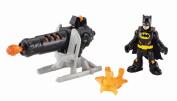 Fisher-Price Imaginext DC Super Friends Heat Blast Batman Action Figure