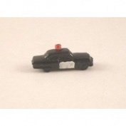 Dollhouse Toy Police Car