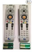 RC66RX 2 Pack DirecTV RC66RX RF Remote Control 2 Pack- R,H/HR & Above - XMP