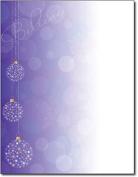 Believe Ornaments Letterhead - 80 Sheets