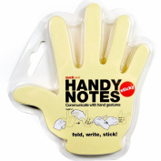 SUCK UK Handy Notes - Hand Shaped Sticky Notes