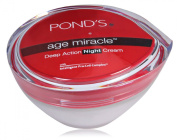 Pond's Beauty Products Gold Radiance , Age Miracle , Flawless (age Miracle Deep Action Night Cream) 50gm