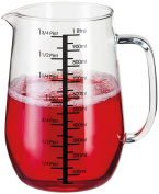 Stellar Kitchen Glass Measuring Jug 1L / 1.75 pints - SK109