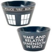 Doctor Who Tardis Ceramic Bowl