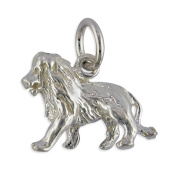 Charms - Silver Lion (Leo)