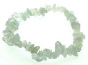 Aquamarine Gemstone Chip Bracelet