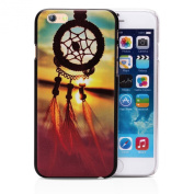 Infinite U Jewellery Retro National Wheel Painting Cell Phone Protector Case/Covers for Iphone 6 Plus/6s Plus 14cm