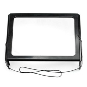 chinkyboo® Hands Free Magnifying Glass With LED For Reading-Magnifiers